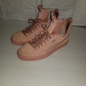 Puma Suede Fierce Sneakers Size 9.5